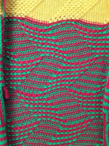 Slip Stitch Knitting End Of Row : Slip Stitches alessandrina.com Page 3