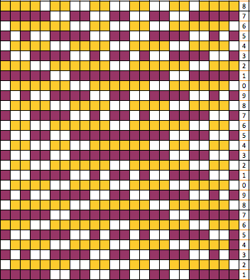 Mosaics and mazes: machine knits_ from design to pattern ...