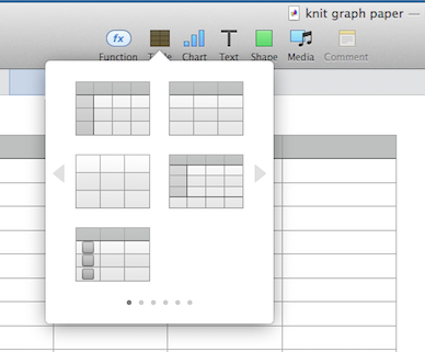 free graph paper for mac