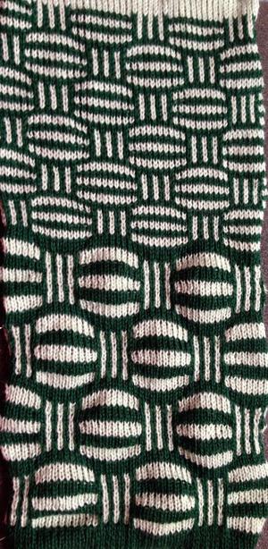 striped slip kside