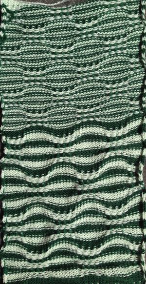 striped slip p side