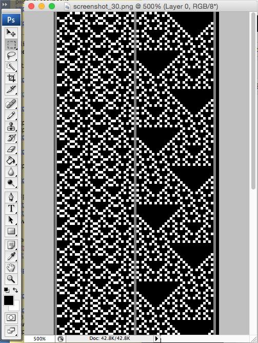 photoshop no grid
